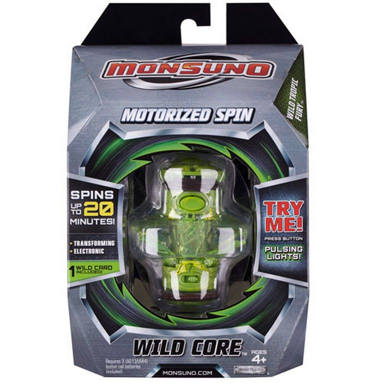 Дикая капсула Monsuno Wild Tropic Fury Wild Core W2 24990-24988-MO