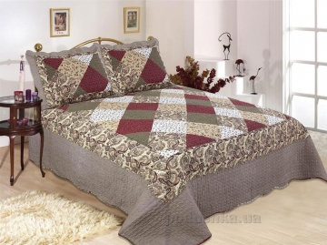 Покрывало Alltex Patchwork Lace 153301