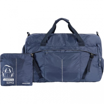 Сумка раскладная дорожная Tucano Compatto XL Weekender Packable Blue BPCOWE-B